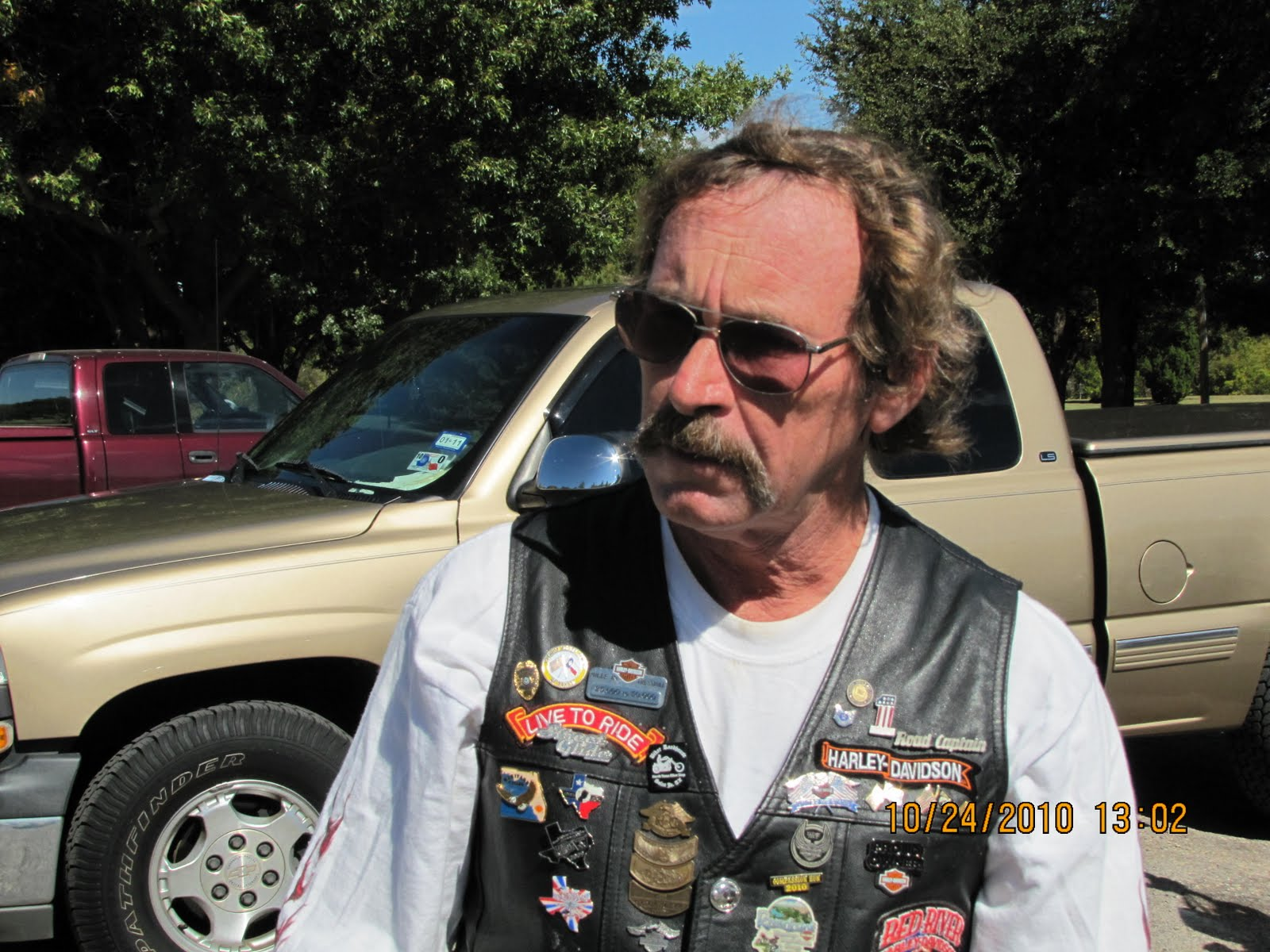 NORTH TEXAS BIKERS IV: PGR MEET & GREET WICHITA FALLS TEXAS 10-