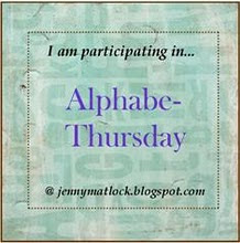 Alphabe Thursday