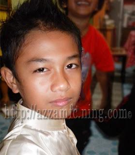 Azzam IK2 Fan Club: Gambar Azzam Yg Terbaru