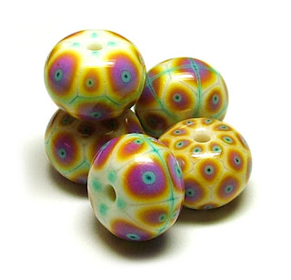 Lampwork Beads By Laura Sparling