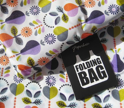 Folding bag by Paperchase