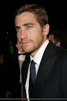 Jake looking intense at the Cannes Zodiac opening