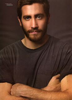 Jake Gyllenhaal in December's Esquire: someone get the crash cart, I just died