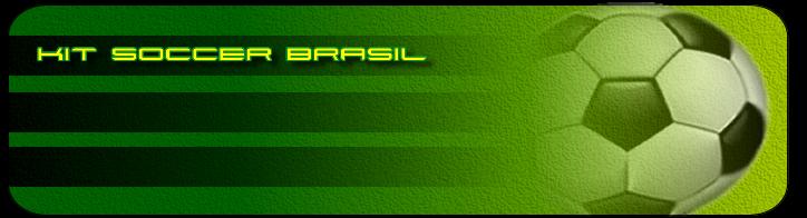Kit Soccer Brasil