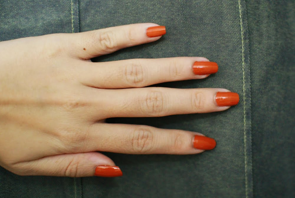 Nails : OPI: CHOP-STICKING TO MY STORY | City of Licia