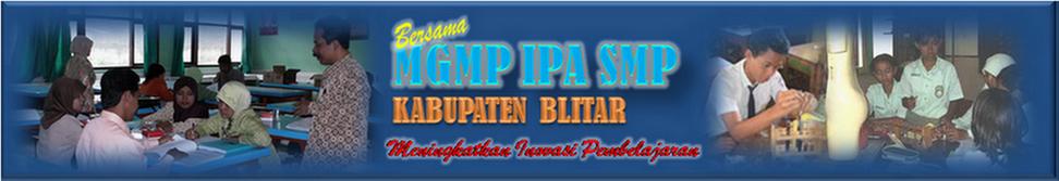 MGMP IPA SMP KABUPATEN BLITAR