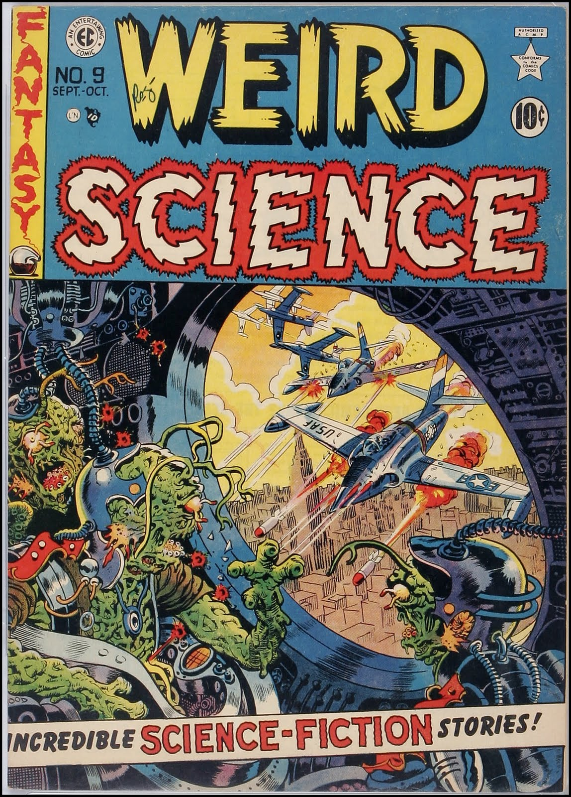 Book Cover Artist Science Fiction : Fantasy ink wood s weird science