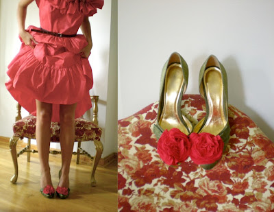 Bridal Shoe Clips on Shoe Clips   Merriment Events    L The Art Of Making Merry L Wedding