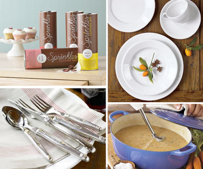 williams-sonoma wedding registry