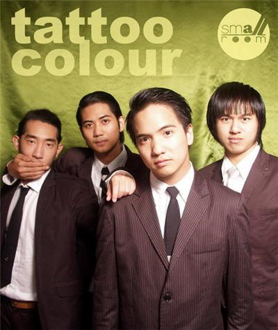 เพลงลับสุดยอด กับวง Tattoo Colour