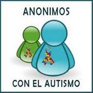 Anónimos con el Autismo