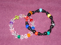 Blessed Peace Prayer Bracelets.....free but we are accepting a free will offering for them.