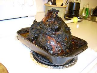 Burnt Ham
