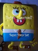 Sünger Bob pastası