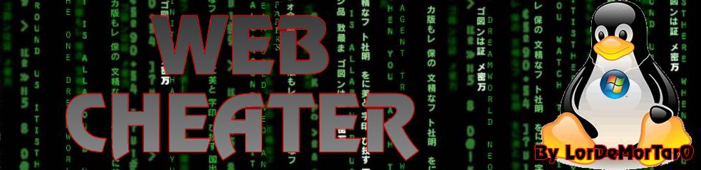 ..:::WebCheater:::..