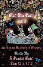 Mad Tea Party 2010 is coming...