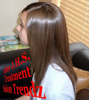 Salon Trendz Home Of Japanese Hair Straightening Rachael