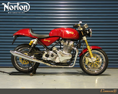 Norton Commando 961 Sport 2010 motorcycle gallery