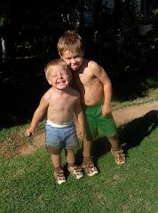 Mud boys