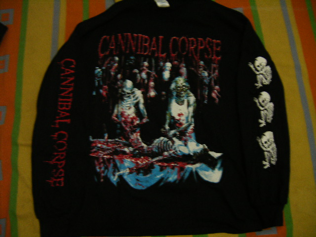 Cannibal Corpse Butchered At Birth Baby
