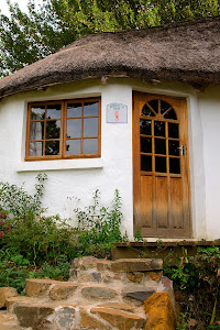 Cottage at Away with the Fairies Backpackers, Hogsback, South Africa © Matt Prater
