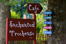 Café sign, Hogsback, South Africa © Matt Prater