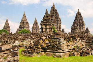 Prambanan Temple, Java, Indonesia © Matt Prater