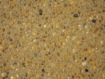 Faux rochers fausses pierres et b ton color les - Prix beton colore exterieur ...