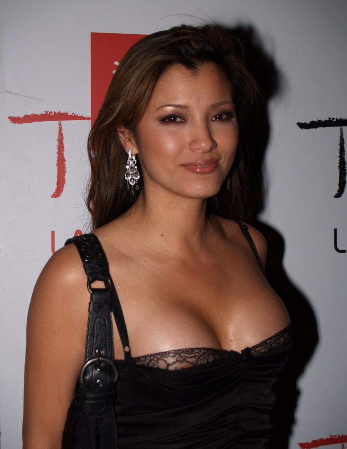 Hollywood Actress Kelly Hu Hollywood Actress Kelly Hu