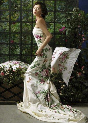 Wang Xi We China Modeling Star