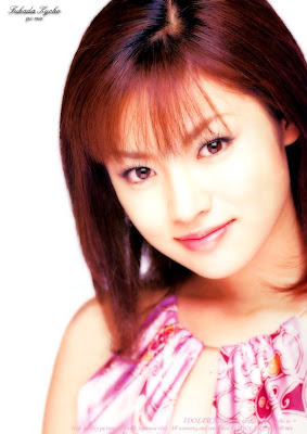 Asian+Actress+Kyoko+Fukada++Hairstyle Asian Celebrity Hairstyles