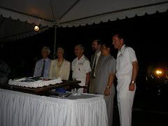 Vietnam Farewell Reception