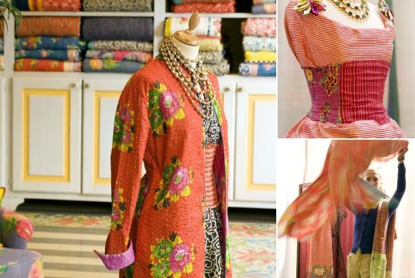 Pinkpagodastudio more lisa corti textiles never enough for Lisa corti tende