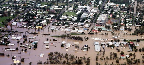Images Of Qld Floods. QLD floods