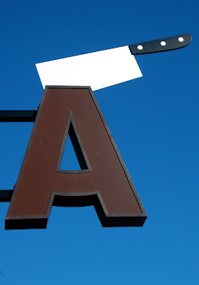 an image of the letter A