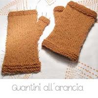 modello gratis guanti