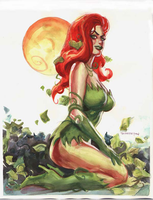 poison ivy batman cartoon. poison ivy batman. poison ivy