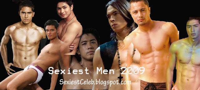 Sexiest Men of 2009