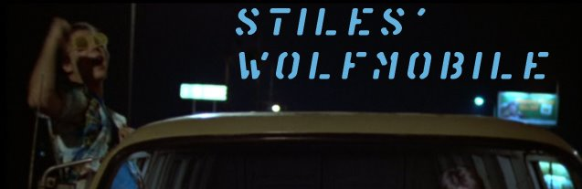Stiles' Wolfmobile