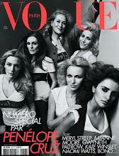 Vogue París, mayo 2010
