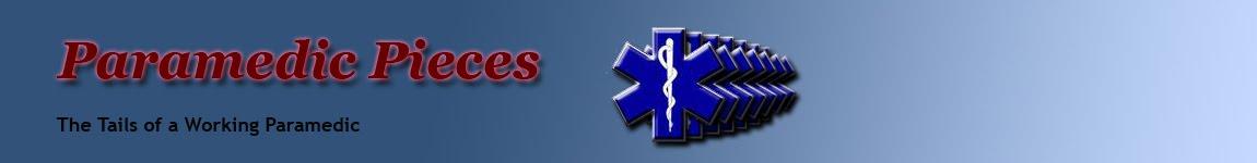 Paramedic Pieces