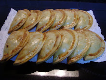 Empanadillas caseras al horno