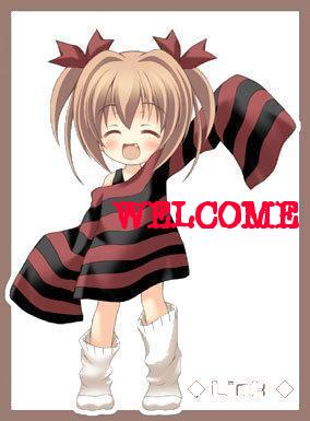 welcome anime