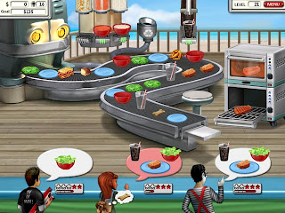 Full Version Games Burger Shop 2