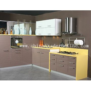 pointinline: Cabinets : Kitchen Set