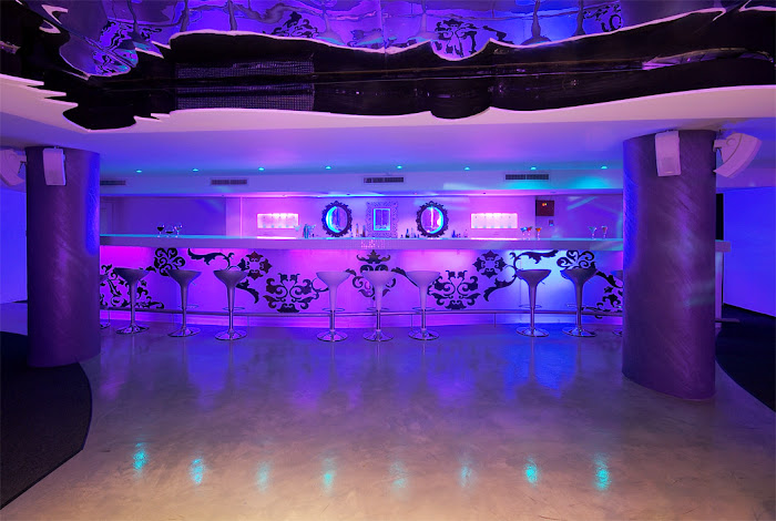 """La  Cueva"" discoteque-CLUB UNION"