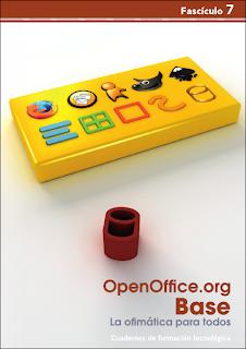Cuaderno de Formación Tecnológica #7: OpenOffice.org Base