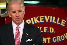 Vice President Joe Biden Visits North Carolina