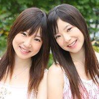 中村 美香☆梨香(พี่น้องคู่แฝดไอดอล NAKAMURA MIKA & NAKAMURA RIKA)