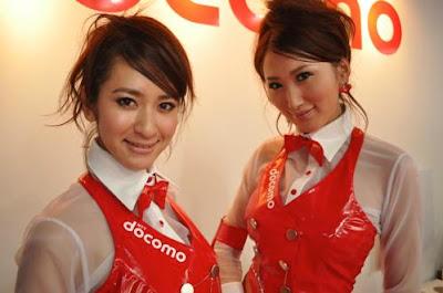 Companion ในงาน Tokyo Game Show 2009